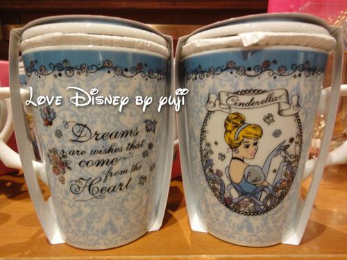 シンデレラの新グッズ発売東京ディズニーリゾート Love Disney