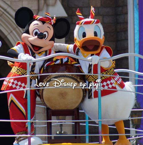 ミッキー&ドナルド・ペア画像!...