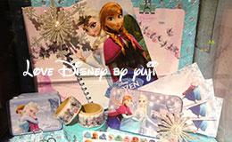 アナと雪の女王グッズ(Tシャツ、文房具など)紹介!東京ディズニーシー
