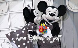 「ワンマンズ・ドリームⅡ 」ミッキー&ミニーのキス画像!東京ディズニーランド