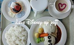 プラザパビリオン・レストラン!アナとエルサのフローズンファンタジー「スペシャルセット」