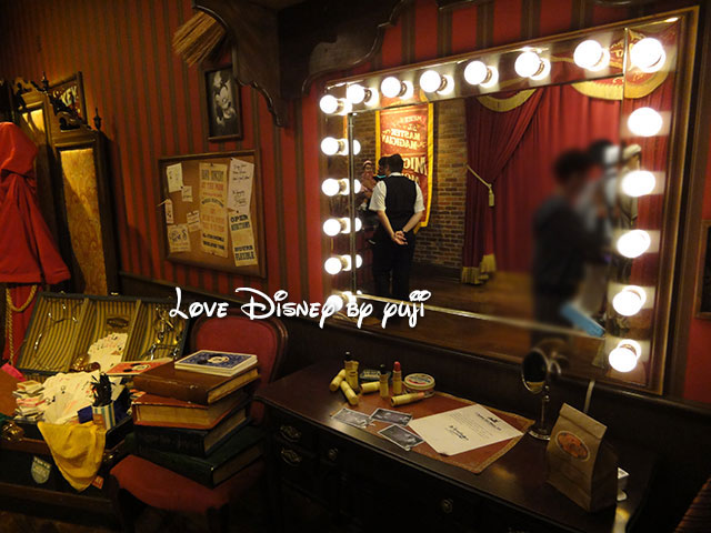 Meet Mickey Mouse at Town Square Theaterの部屋の中