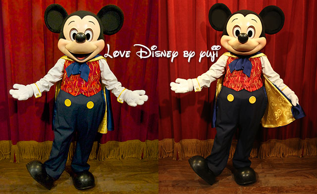 Meet Mickey Mouse at Town Square Theaterのミッキー