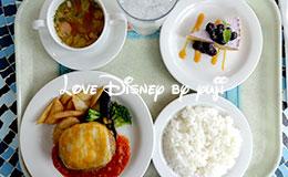 2015春のプラザパビリオン・レストラン「シェフのおすすめセット」