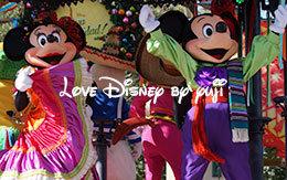 ミッキーとミニーのダンスシーン画像7枚紹介!Disneyland Resort旅行記