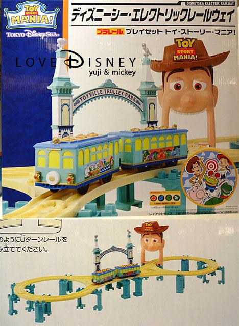 4379eee9cbfad5 東京ディズニーリゾートで販売中の「プラレール」10個紹介! | Love Disney