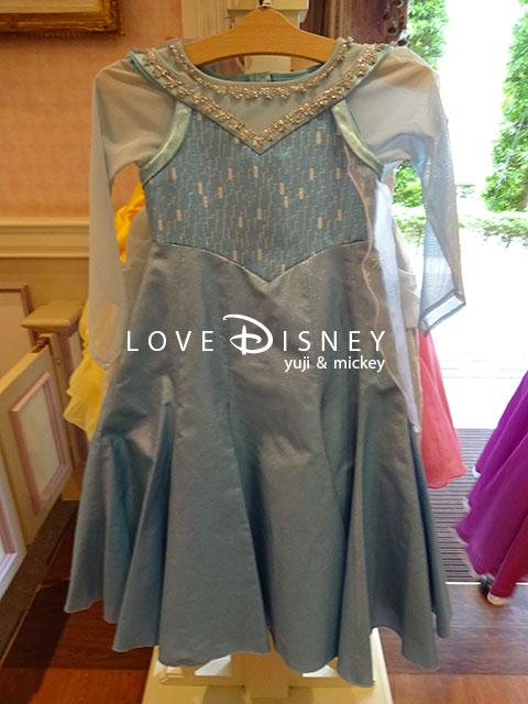 12ca324cd1722 ディズニープリンセスのドレス(エルサ) ...
