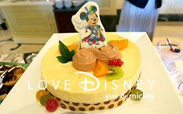 「ディズニー夏祭りのランチブッフェ」 デザートを9品紹介!シャーウッドガーデン・レストラン