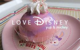 ダッフィーのハートウォーミング・デイズのデザート(ミルクティームース/ストロベリーチーズムースケーキ)紹介!