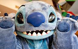 「ディズニーPCHグリルのスティッチ」Disneyland Resort旅行記