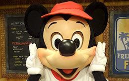 「ディズニーPCHグリル」ミッキー画像5枚紹介!ディズニー・パラダイス・ピア・ホテル