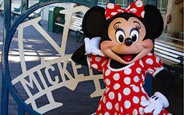 ミニー画像8枚紹介!Disneyland Resort旅行記