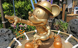 TDR35周年「ハピエストミッキースポット」全10ヶ所紹介! in TDL