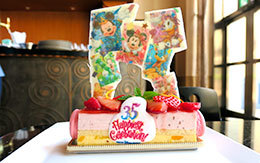 Tokyo Disney Resort 35th「Happiest Celebration!」ケーキセット