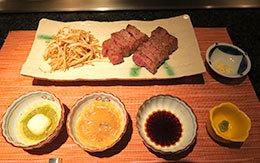 昼のお食事(ランチ)「瑠璃」! in  日本料理レストラン 花 Hana