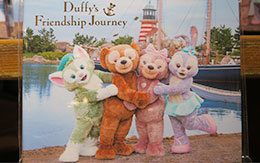 2018年7月2日発売の「Duffy's Friendship Journey」グッズ全種類紹介!