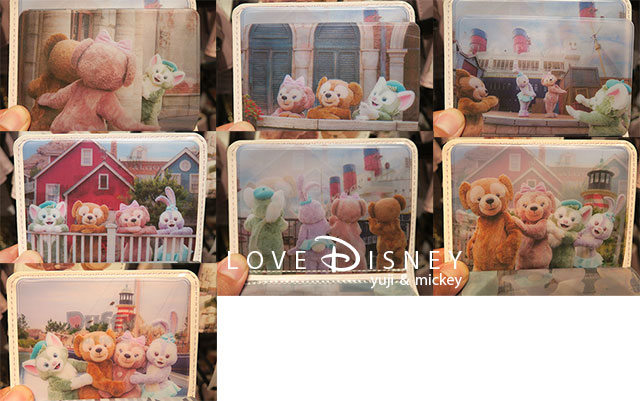 「Duffy's Friendship Journey」グッズ(パスケース)