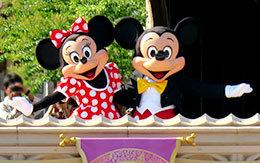 TDL「開園前のミッキー&ミニーのペアグリーティング」画像7枚紹介!