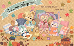 Duffy and Friends「Autumn Sleepover」グッズ&お菓子を全種類紹介!