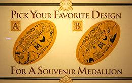 3つのディズニーホテルのスーベニアメダル全種類紹介!2018年9月3日現在