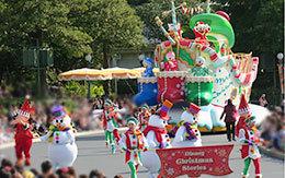 「ディズニー・クリスマス・ストーリーズ2018」全フロート紹介!