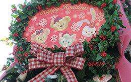 TDS「ディズニー・クリスマス2018」デコレーション part2(ケープコッド編)