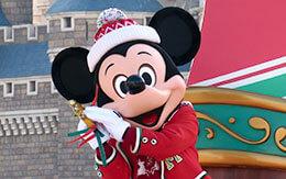 ミッキーのワンショット画像11枚紹介「ディズニー・クリスマス・ストーリーズ2018」