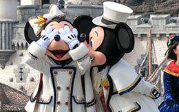 ミッキーとミニーのダンスシーン画像15枚紹介「イッツ・クリスマスタイム!」