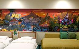 お泊りディズニー「東京ディズニーセレブレーションホテル:ディスカバー」