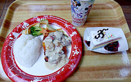 TDR35周年グランドフィナーレのグルメ「スペシャルセット」 in グランマ・サラのキッチン