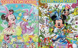 TDL&TDS「ディズニー・イースター2019」コレクションカード全種類紹介