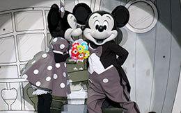 ワンマンズ・ドリーム2もニュールックになった!ミッキーとミニーを見て...