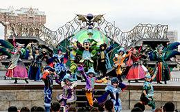 「フェスティバル・オブ・ミスティーク」ザンビ前編 in TDSハロウィーン2019