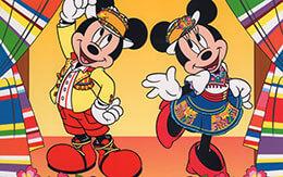 ディズニー★JCBカード10周年のミッキーグリーティングに当選!