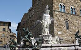 「ディズニークルーズ地中海+ローマ」旅行記〜4日目(フィレンツェの街並み)