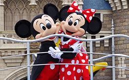 ミッキー&フレンズと触れ合えるキッズダンスプログラム「ジャンボリミッキー!」