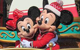 ミッキーとミニーのペアショット大特集!ディズニー・クリスマス・ストーリーズ