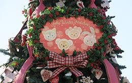 TDSディズニー・クリスマス2019のデコレーション(ケープコッド&ヴェネツィアサイド)