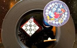 完全予約制デザート「キングダムハーツ」スペシャルケーキセット
