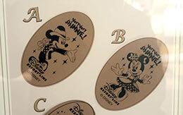 2020年3月18日現在、ディズニーリゾートラインで入手できるスーベニアメダル全種類紹介