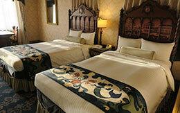 お泊りディズニー「東京ディズニーシー・ホテルミラコスタ、ヴェネツィア・サイドにあるスーペリアルーム」