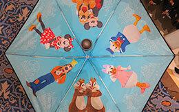 2020年9月7日発売の「ディズニーキャラクター晴雨兼用傘」の在庫状況は?