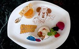 味も量も大満足「ディズニー・ハロウィーン2021、アフタヌーンティーセット」 in ドリーマーズ・ラウンジ